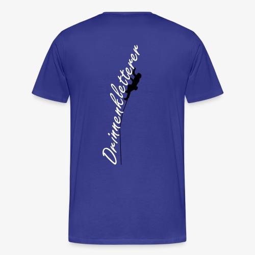drinnenkletterer nMnD - Männer Premium T-Shirt