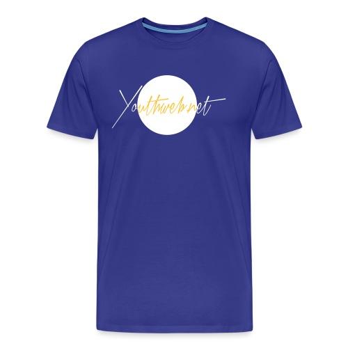 yw_Shirt-Emplem_whitewhit - Männer Premium T-Shirt