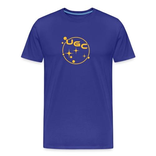 UGC - Kreis Symbol - Männer Premium T-Shirt