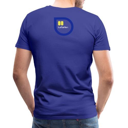 luxfashion logo - Herre premium T-shirt