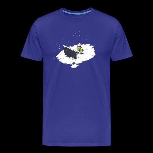 Winter Theme - Men's Premium T-Shirt
