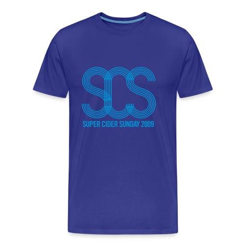 scs09 - Men's Premium T-Shirt