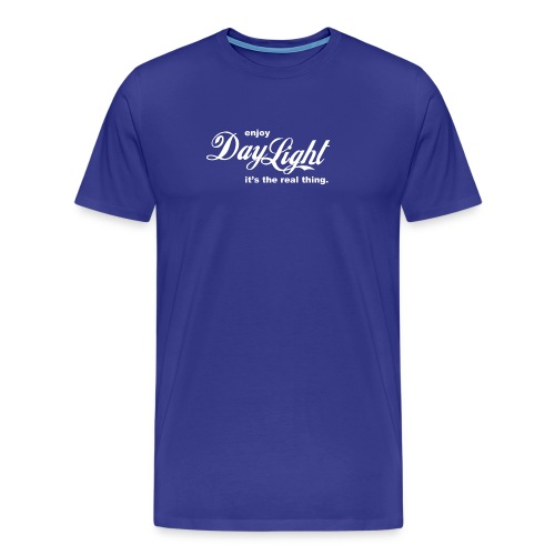 daylight - Men's Premium T-Shirt