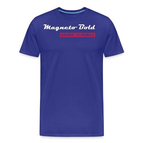 2014_type_magneto - Männer Premium T-Shirt