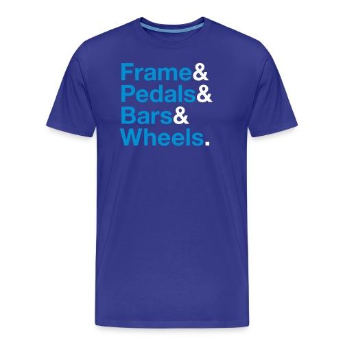 frame 2 - Men's Premium T-Shirt