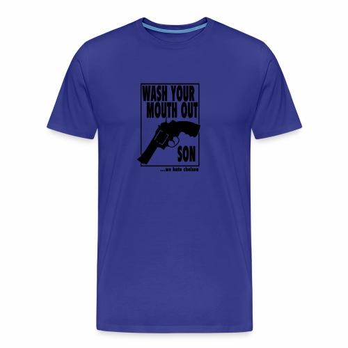 WASH II - Men's Premium T-Shirt