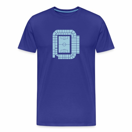 ACTUAL STADIUM PLAN - Men's Premium T-Shirt
