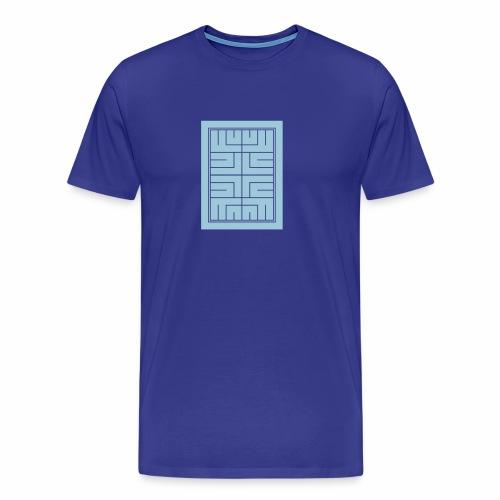 LUFC EDGE - Men's Premium T-Shirt