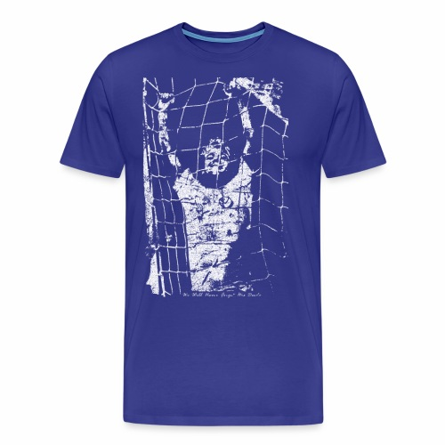 Bremner In The Nets - Men's Premium T-Shirt