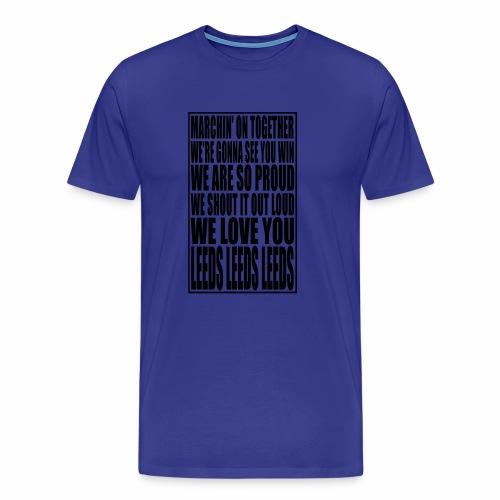 MOT CHORUS - Men's Premium T-Shirt