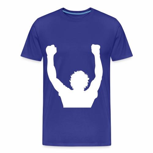 BILLY OWN TEXT - Men's Premium T-Shirt