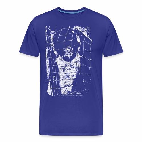 Bremner In The Nets - Men's Premium T-Shirt