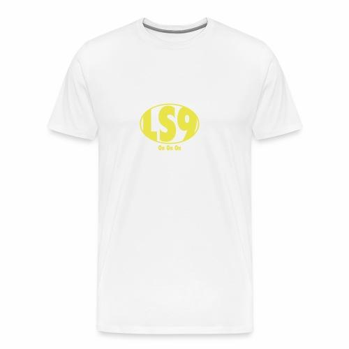 LS9 WHITES - Men's Premium T-Shirt