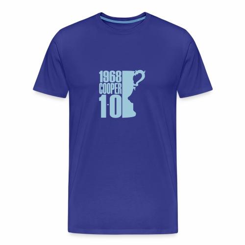 COOPER 1 0 - Men's Premium T-Shirt