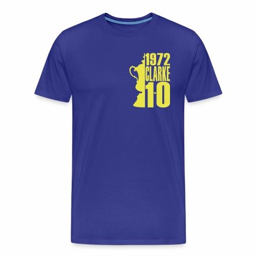 CLARKE 72 - Men's Premium T-Shirt