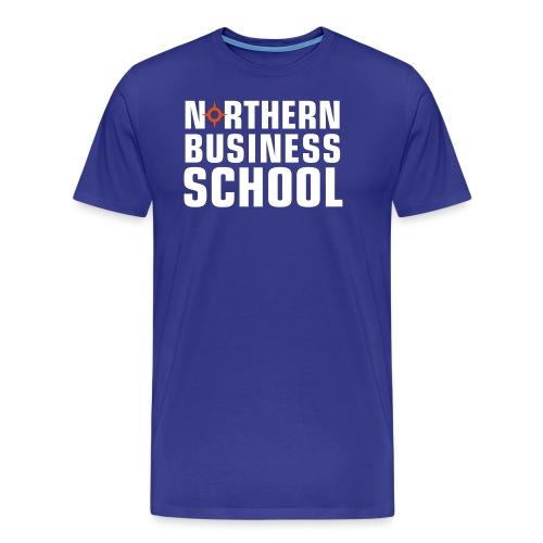NBS Schrift Herren - Männer Premium T-Shirt