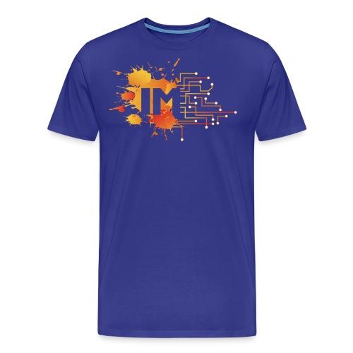 IM Logo Abrv - Men's Premium T-Shirt