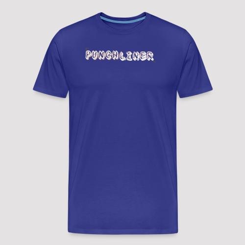 PunchlineNew png - T-shirt Premium Homme