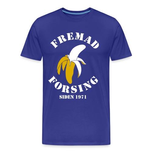 Dronningen - Herre premium T-shirt