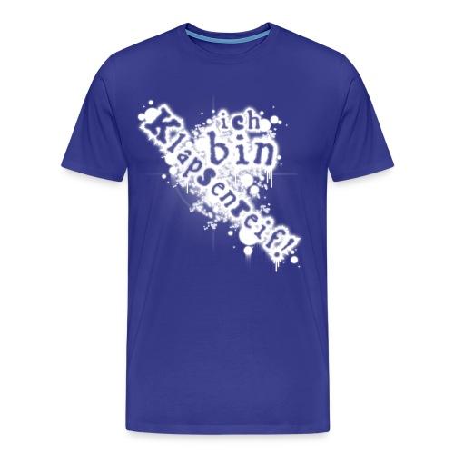 klapsenreif 2 - Männer Premium T-Shirt