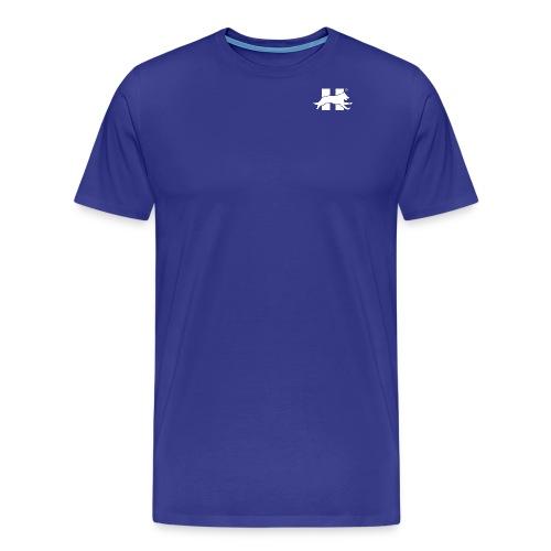 Untitled 3 png - Premium T-skjorte for menn