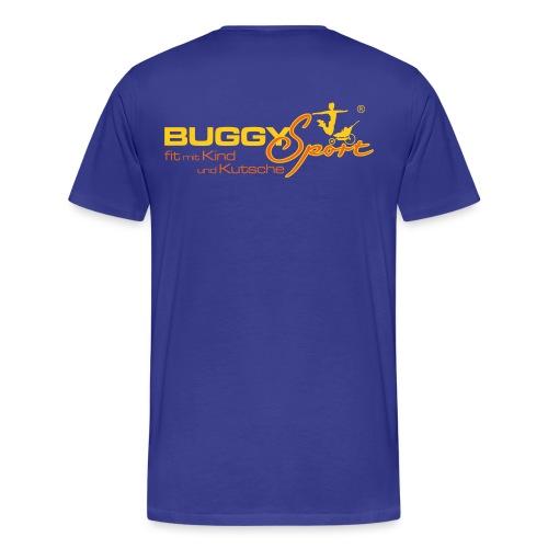 20130920 Logo mit R png - Männer Premium T-Shirt