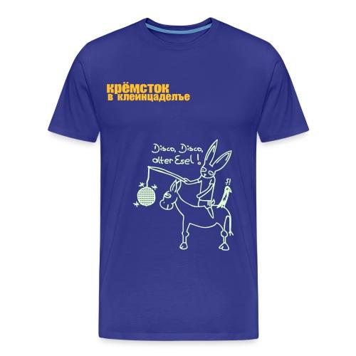 hasedick - Männer Premium T-Shirt