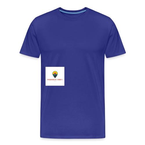 T 2 png - Men's Premium T-Shirt