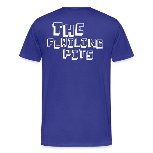 theflailingpits - Men's Premium T-Shirt