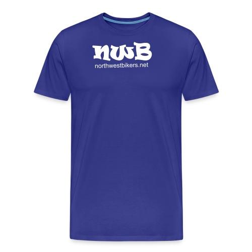 nwb logo3 - Men's Premium T-Shirt