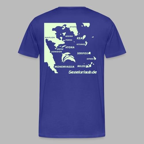 pelepones_kykladen - Männer Premium T-Shirt