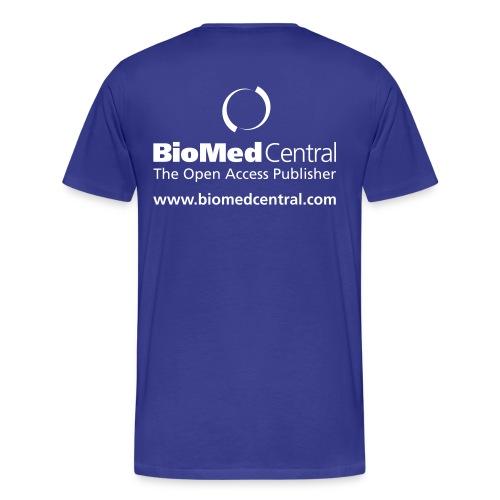 bmclogo8 - Men's Premium T-Shirt