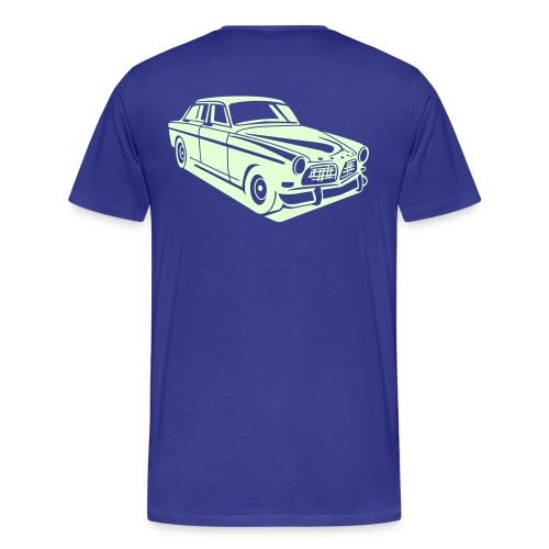 Volvo Amazon Volvoamazon - Männer Premium T-Shirt