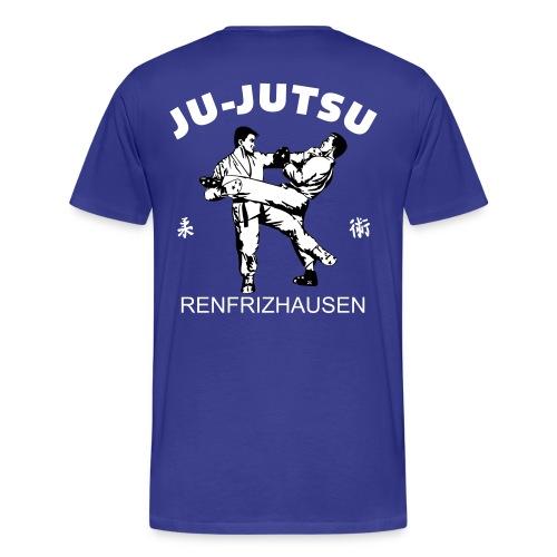 logo ws 3farb - Männer Premium T-Shirt