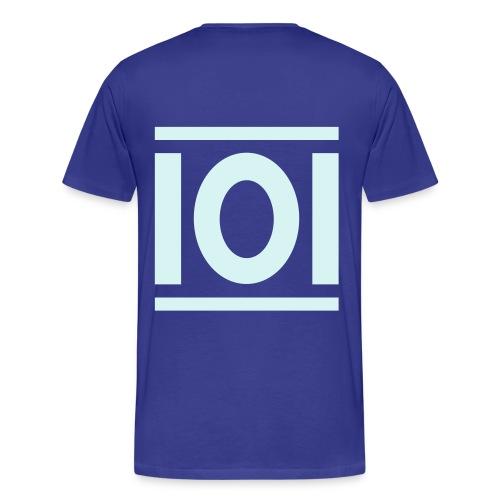 101 1col - Men's Premium T-Shirt