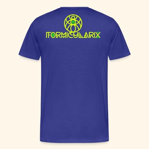formi 2color - Männer Premium T-Shirt