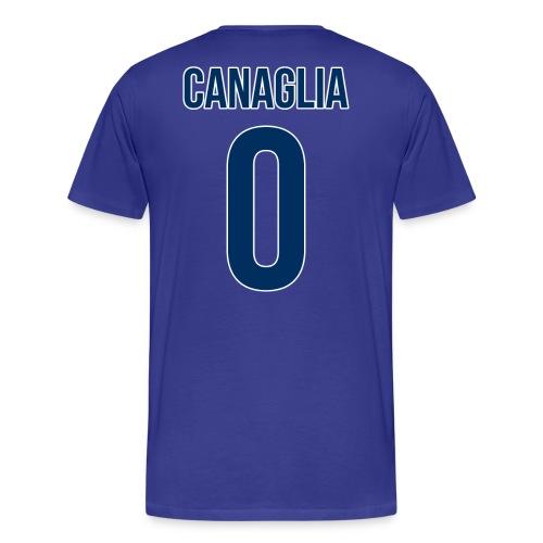 CANAGLIA - ZERO - Maglietta Premium da uomo