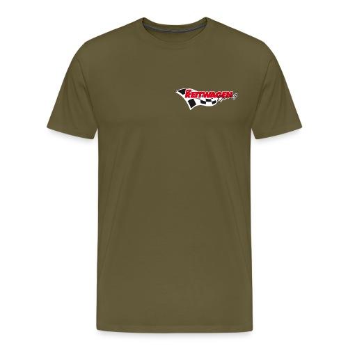 rw racing - Männer Premium T-Shirt
