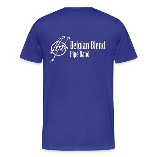 bbpb badgewit - Mannen Premium T-shirt