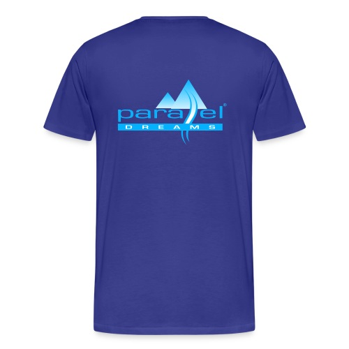 pd trans 1 copy 2 png - Men's Premium T-Shirt