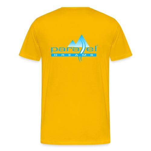 pd trans 1 copy 2 png - Men's Premium T-Shirt