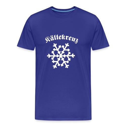 kaeltekreuzbogen - Männer Premium T-Shirt