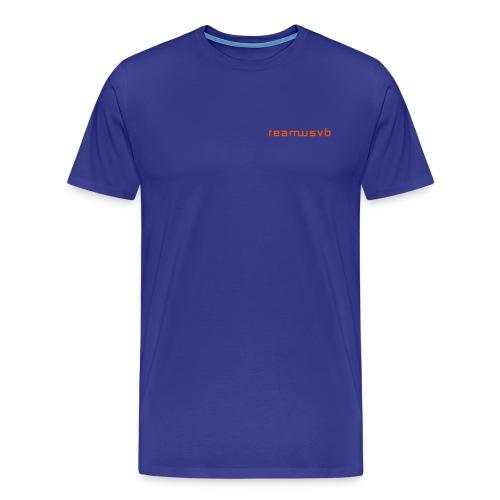 teamwsvb - Männer Premium T-Shirt