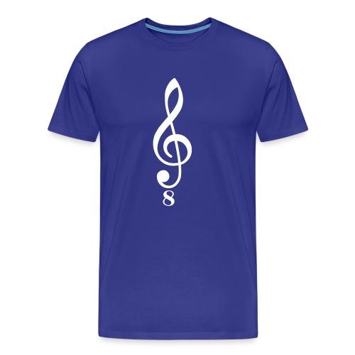 Tenor - Männer Premium T-Shirt