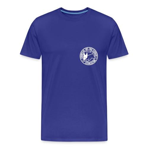 etftalogo625 - Miesten premium t-paita