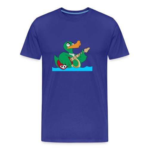 wild duck oHg - Männer Premium T-Shirt