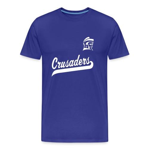 logocrusaders kopf - Männer Premium T-Shirt