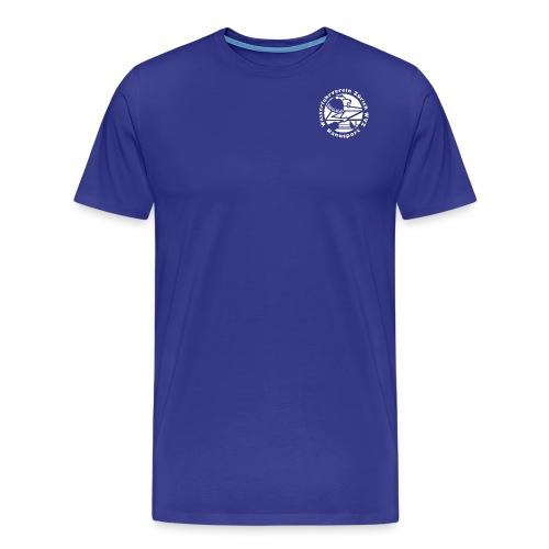 WVZ Rücken neu - Männer Premium T-Shirt