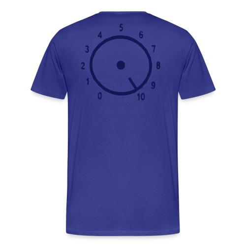 Volym - Premium-T-shirt herr