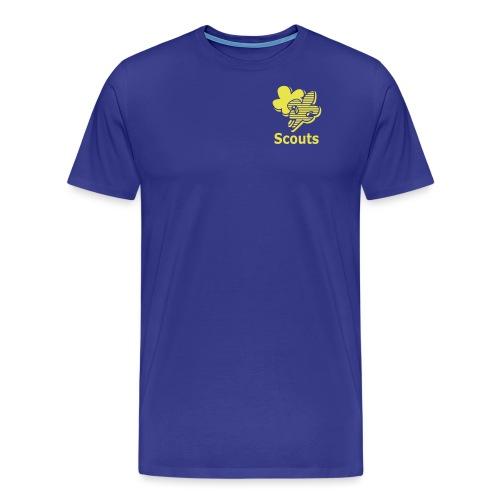 scoutskleiner - Mannen Premium T-shirt